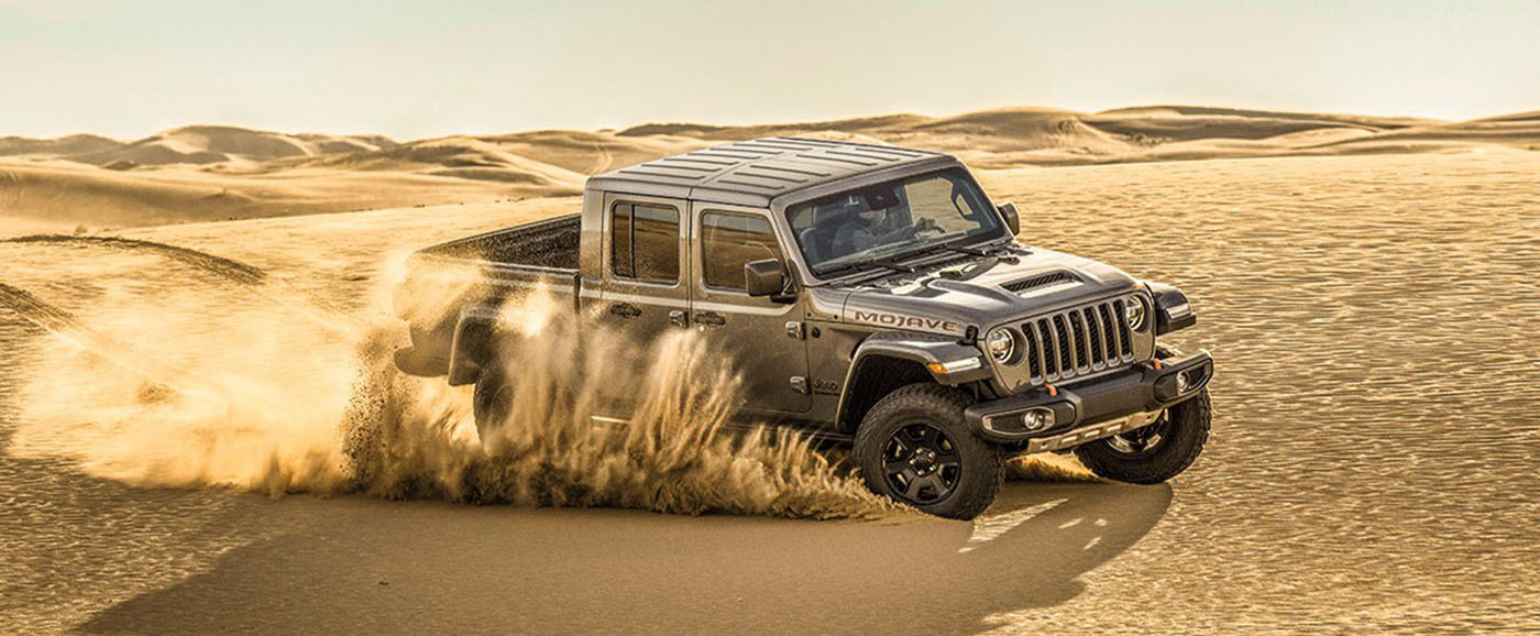 2021 Jeep Gladiator Main Img