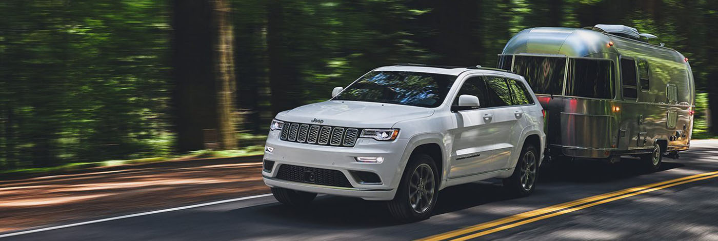 2021 Jeep Grand Cherokee Safety Main Img