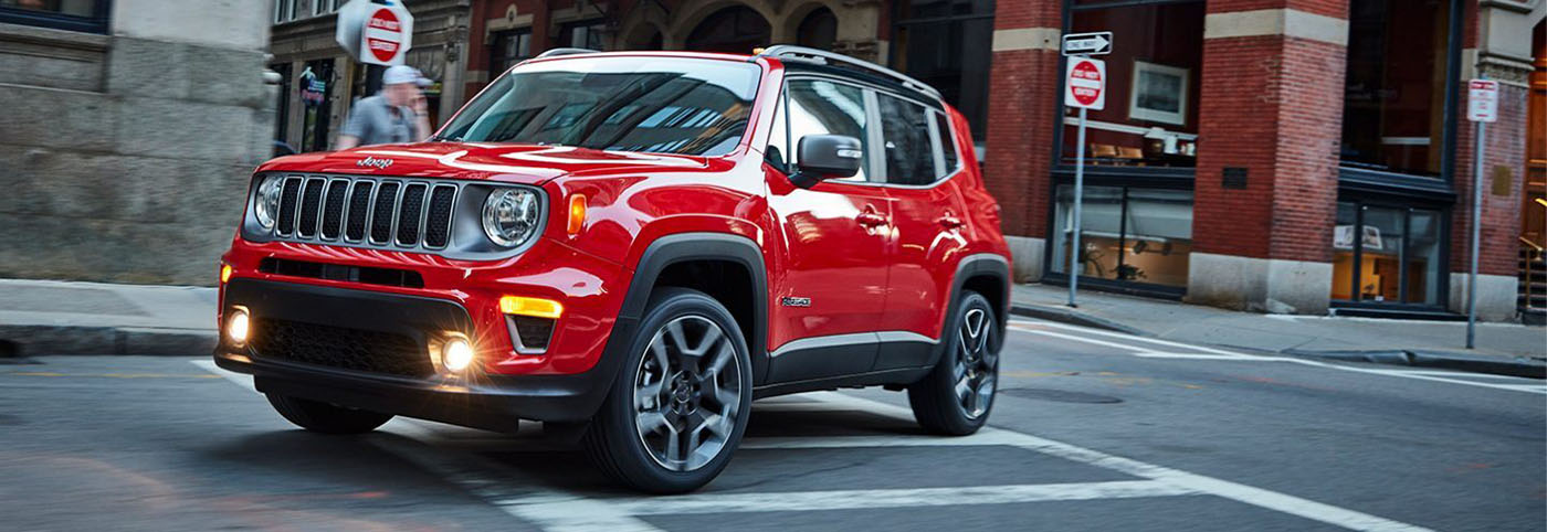 2021 Jeep Renegade Appearance Main Img