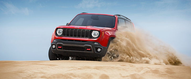 2021 Jeep Renegade appearance