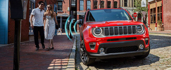 2021 Jeep Renegade comfort