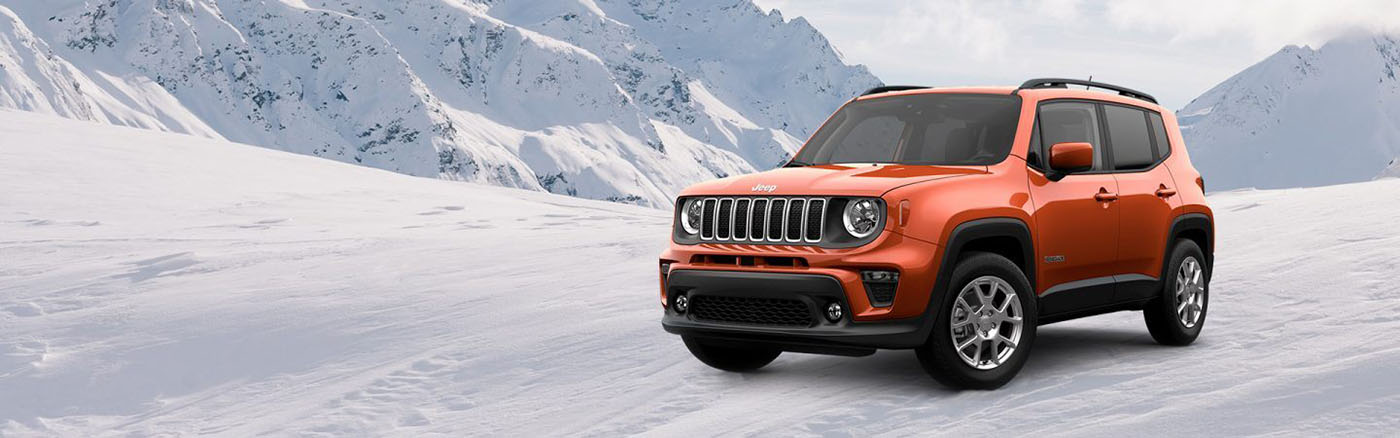 2021 Jeep Renegade Main Img