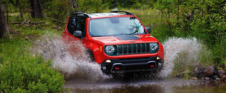 2021 Jeep Renegade performance