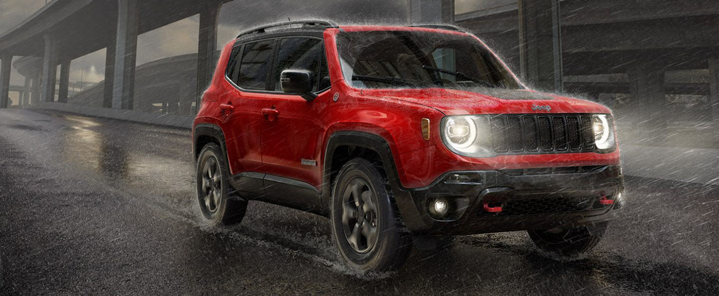 2021 Jeep Renegade Safety Main Img