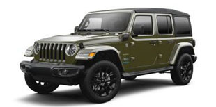 2021 Jeep Wrangler 4xe for Sale in Port Arthur, TX