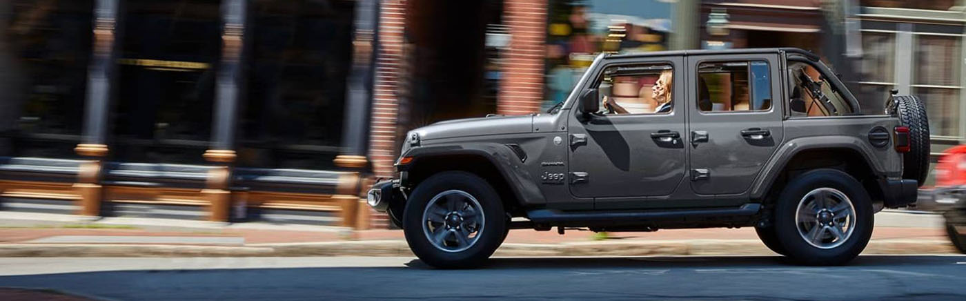 2021 Jeep Wrangler Safety Main Img