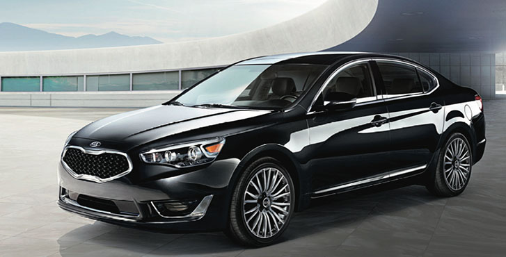 2015 Kia Cadenza performance
