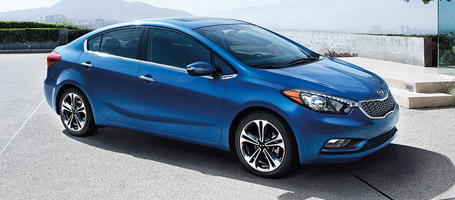 2015 Kia Forte performance
