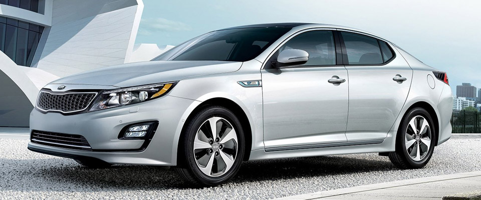 2015 Kia Optima Hybrid Appearance Main Img