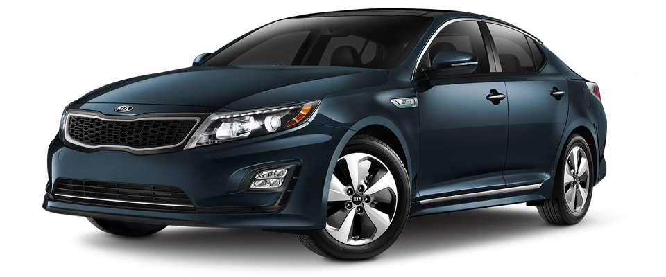 2015 Kia Optima Hybrid Main Img