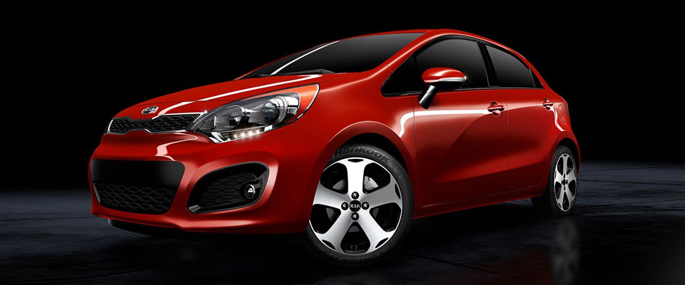 2015 Kia Rio 5 Door Appearance Main Img