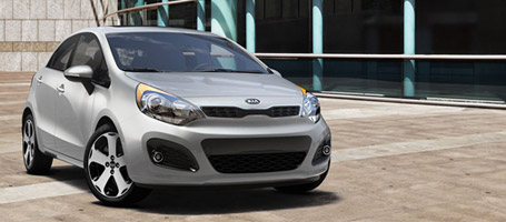 2015 Kia Rio 5 Door performance
