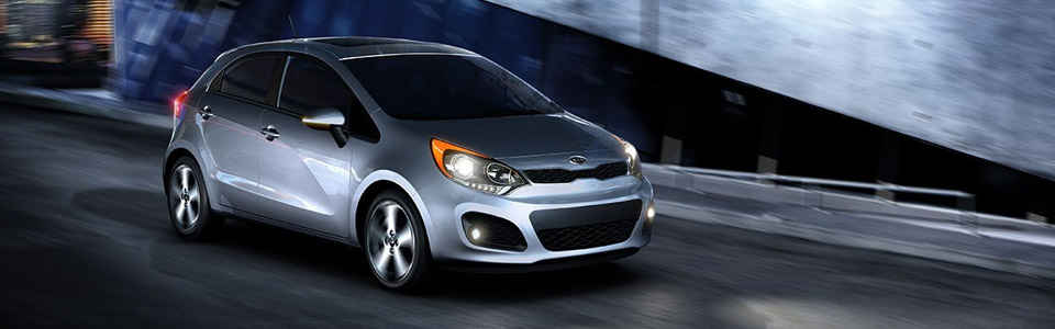 2015 Kia Rio 5 Door Safety Main Img