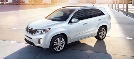 2015 Kia Sorento performance