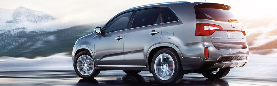 2015 KIA Sorento Safety Main Img