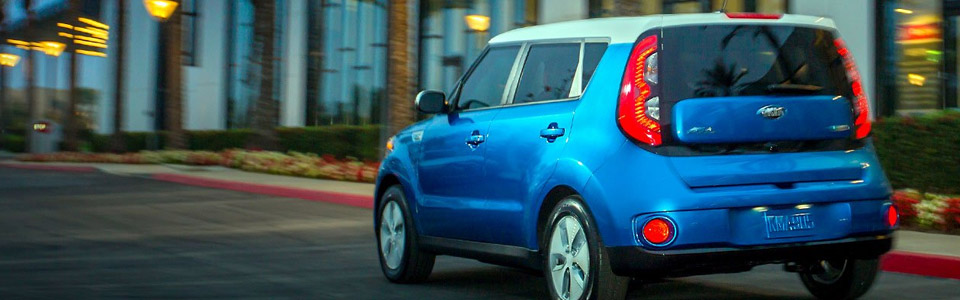 2015 KIA Soul EV Safety Main Img