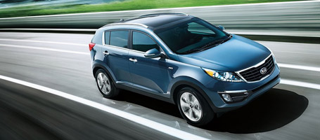 2015 Kia Sportage performance