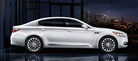 2016 KIA K900 performance