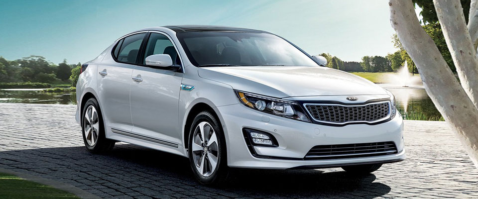 2016 Kia Optima Hybrid Appearance Main Img