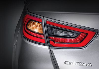 2016 Kia Optima Hybrid appearance