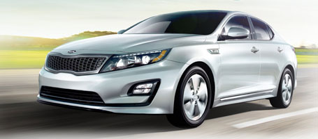 2016 Kia Optima Hybrid performance