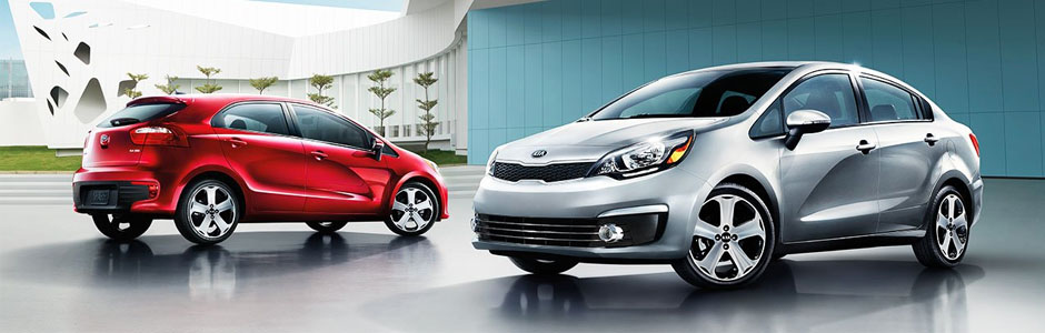 2016 KIA Rio Safety Main Img