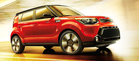 2016 KIA Soul performance
