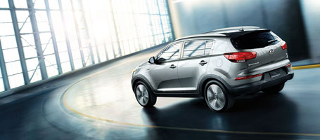 2016 Kia Sportage safety