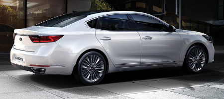 2017 KIA Cadenza performance