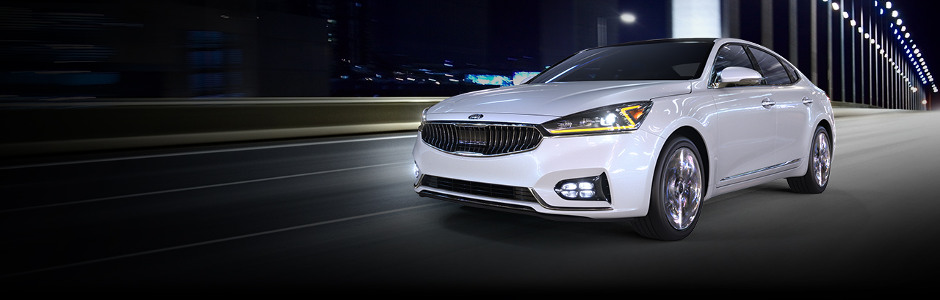2017 KIA Cadenza Safety Main Img