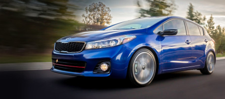 2017 KIA Forte5 performance