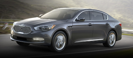 2017 Kia K900 performance