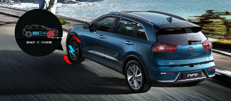 2017 Kia Niro performance