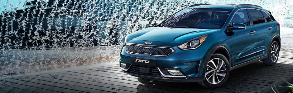 2017 Kia Niro Safety Main Img
