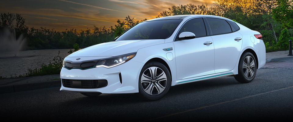 2017 KIA Optima Plug-In Hybrid Appearance Main Img