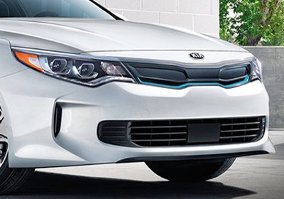 2017 Kia Optima Plug-In Hybrid appearance