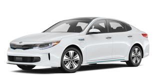 2017 KIA Optima Plug-In Hybrid for Sale in Topeka, KS