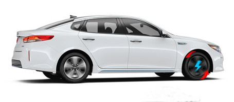 2017 Kia Optima Plug-In Hybrid performance