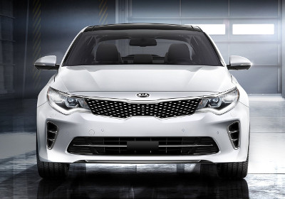 2017 KIA Optima appearance