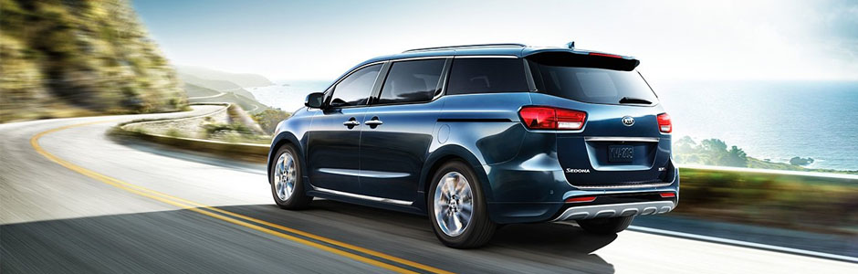2017 KIA Sedona Safety Main Img