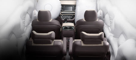 2017 KIA Sedona safety