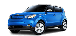 2017 KIA Soul EV for Sale in Topeka, KS