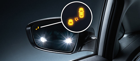 Blind-Spot Detection