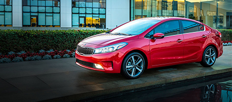 2018 KIA Forte performance