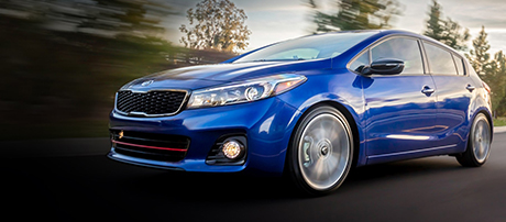 2018 Kia Forte5 performance