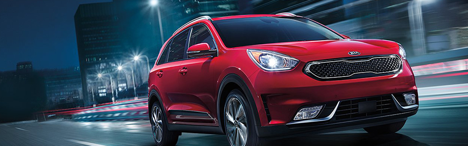 2018 Kia Niro Safety Main Img
