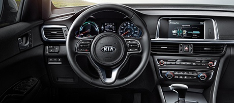 2018 Kia Optima Plug-In Hybrid comfort