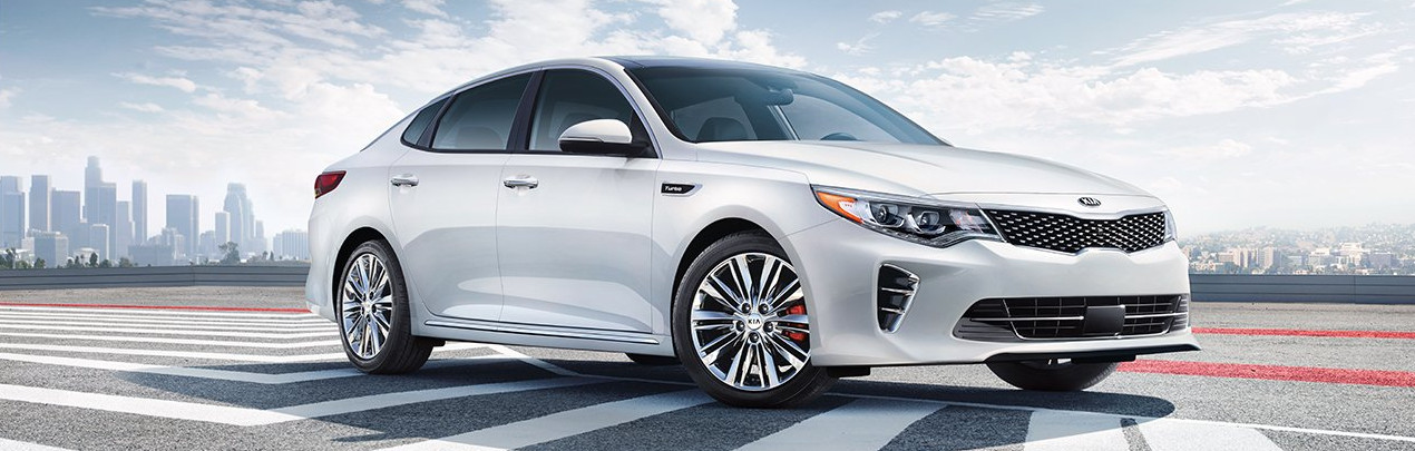 2018 KIA Optima Appearance Main Img