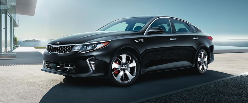 2018 KIA Optima Main Img