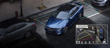 2018 KIA Optima safety